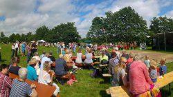 Ierse en schotse muziek op Frjemd Folk Festival in Kollumerzwaag