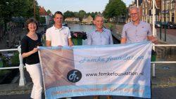 Dokkumer Grachtzwemmen 2019: Femke Foundation