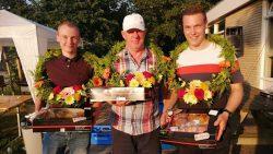 1ste prijs Douwe Pieter Kuiper, Pieter Sikkema, Jaap Bergema