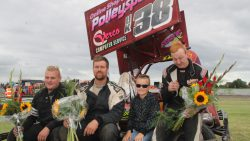Jacob de Vries uit Blija Fries Kampioen autocross