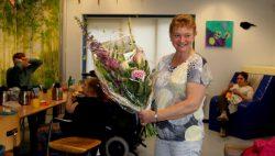Feestelijk afscheid Tine Griet Boetes bij  Talant