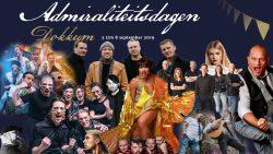 Bomvol muziekprogramma voor gratis toegankelijk Admiraliteitsdagen