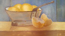 Foto schilderij Jan Harm van der Meij