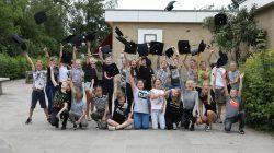 Afscheid groep 8 Casimirschool in Kollum