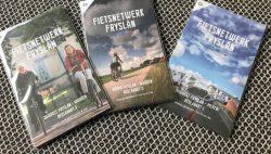 De nieuwe fietskaarten van Fietsnetwerk Fryslȃn