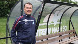 Wietze Cuperus nieuwe trainer 2e elftal VV Buitenpost