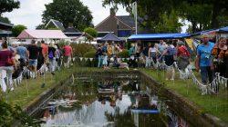 Veel belangstelling voor Natuurmarkt De Kruidhof