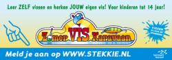Zaterdag 24 augustus zomerviskaravaan in Dokkum