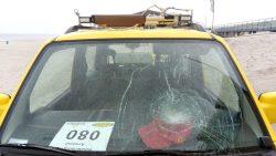 Vandalen vernielen hulpverleningsvoertuig op Ameland