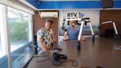 Rudy van der Woude en Dirk Jelke de Boer over opening The Boxx  bij Palestra