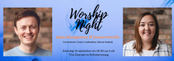 Worship Night met Adam Montgomery