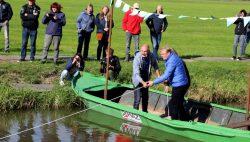 Waterrecreanten Súd Ie via Oostmahorn naar Lauwersmeer