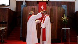 Een nieuwe dominee voor de Protestantse Gemeente te Kollum.