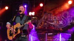 Vele Ierse en country folksongs werden ten gehore gebracht