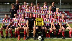 Lac Frisia te sterk voor Friese Boys