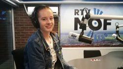 Friese studente in actie voor Nationaal Ouderenfonds