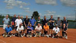 Tennis toernooi Westergeest Kollum