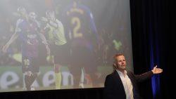 Topscheidsrechter Björn Kuipers zorgde voor een inspirerende lezing