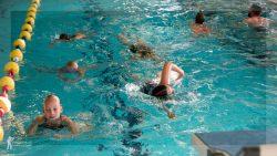 Zwem4daagse in het Tolhuisbad