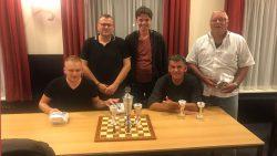 Prijswinnaars Schaakclub De Donger