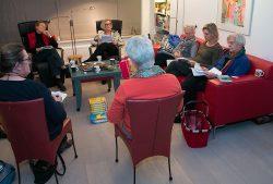 Start leesclub literatuur in Dokkum