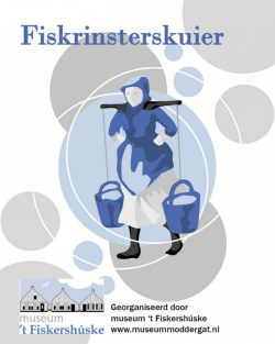 wandeltocht 'de Fiskrinsterkuier' in Fiskershuske