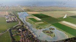 Pier bij Ferwert is kans voor Holwerd aan Zee