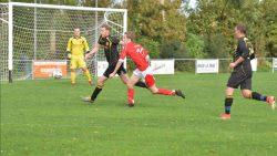 VV Ternaard en VV Oostergo delen de punten na enerverende wedstrijd