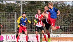 Friese Boys haalt tegen Opende eerste punten binnen