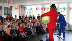 Feest met Coolkidsparty op Pr.Bernhardschool Kollum