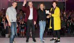 Eerste CD Salomon – Het Kollumer Oproer uitgereikt aan Syb van der Ploeg
