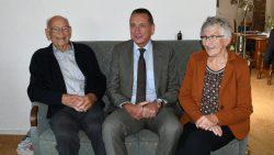 Echtpaar Elzinga uit Oosternijkerk 60 jaar getrouwd