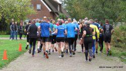 De start van de 41e Fytrisloop