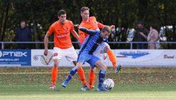 VV Kollum weet FC Burgum niet te verrassen