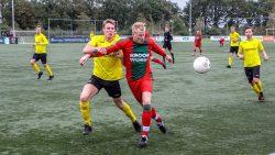 VV Zwaagwesteinde in blessuretijd onderuit in Leek