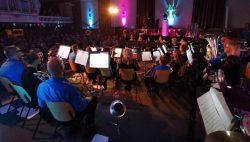 Chr. Brassband Advendo uit Burum imponeert tijdens 100-jarig jubileum