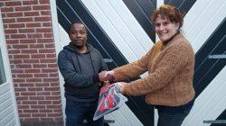Friese Boys steunt actie in Veenwouden