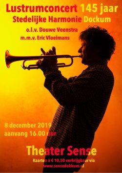 Lustrumconcert Stedelijk Harmonie Dockum