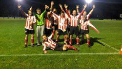 Friese Boys 45+ alweer kampioen