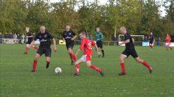 VV Ternaard en RWF delen de punten