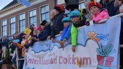 Sinterklaasintocht Dokkum live op Streekomroep RTV NOF