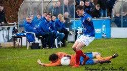 't Fean '58 kan niet stunten tegen koploper FC Burgum