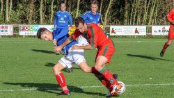 VV Zwaagwesteinde lijdt vijfde nederlaag op rij