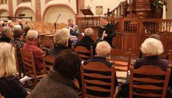 Een bijzonder concert van Niels Bijl en Gertie Bruin