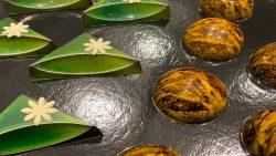 Bonbons Bakkerij A.J. van der Bijl die de Callebaut chocolade trofee gewonnen hebben