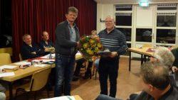 Jan de Boer neemt na 31 jaar afscheid van ijsclub Oudwoude e.o.