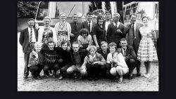 De reciteerclub De Nije Kriich van Westergeest in de jaren '60