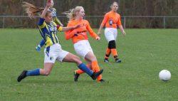 VV Kollum MO19 prolongeert kampioenschap