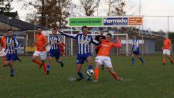 Opnieuw verlies voor VV Kollum tegen SC Veenwouden