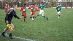 VV Zwaagwesteinde lijdt zure nederlaag tegen VV Zuidhorn
